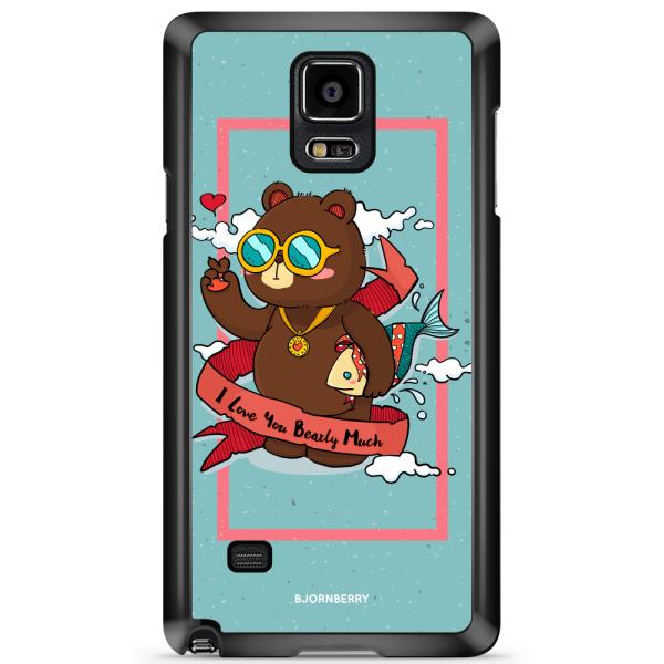 Bjornberry Skal Samsung Galaxy Note 3 - Bear Love