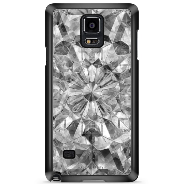 Bjornberry Skal Samsung Galaxy Note 3 - Grå Kristaller