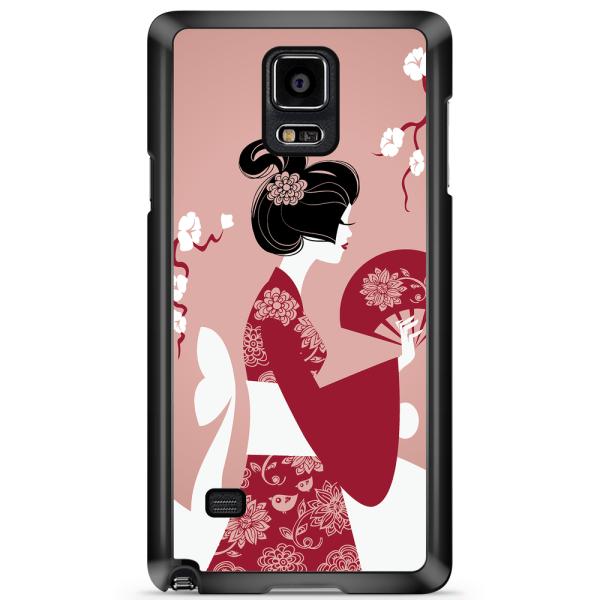 Bjornberry Skal Samsung Galaxy Note 3 - Japansk Kvinna