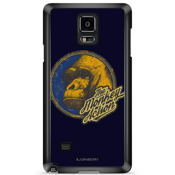 Bjornberry Skal Samsung Galaxy Note 3 - Monkey Action