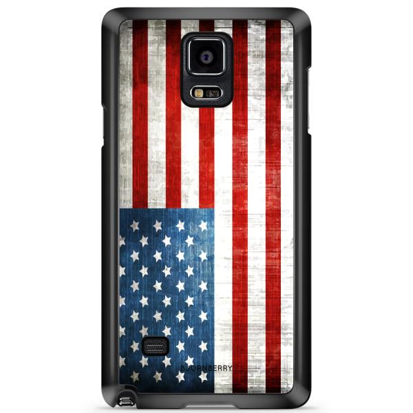 Bjornberry Skal Samsung Galaxy Note 3 - USA Flagga