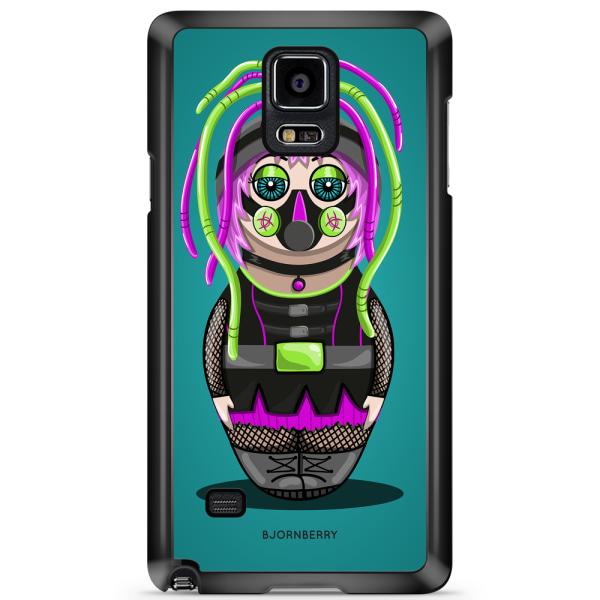 Bjornberry Skal Samsung Galaxy Note 4 - Cyber-Goth