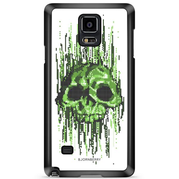 Bjornberry Skal Samsung Galaxy Note 4 - Data Virus Döskalle