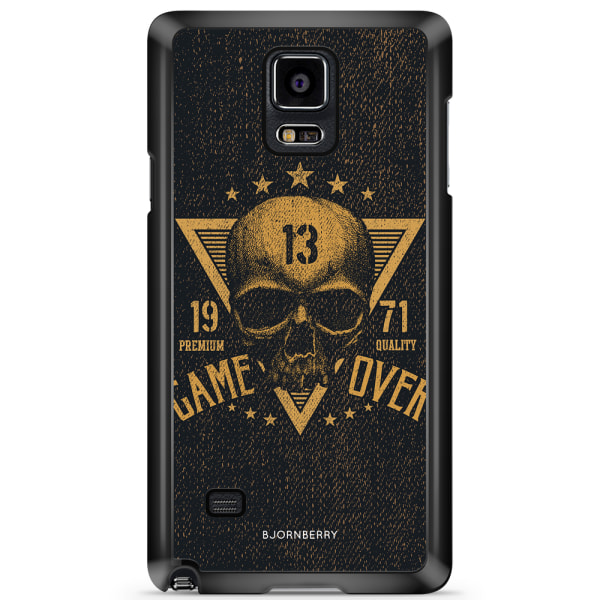 Bjornberry Skal Samsung Galaxy Note 4 - Dödskalle
