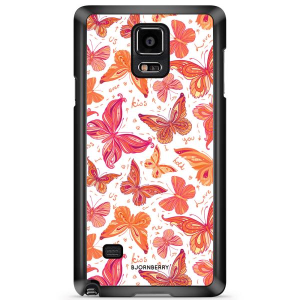 Bjornberry Skal Samsung Galaxy Note 4 - Fjärilar