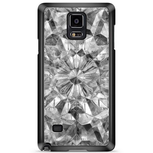 Bjornberry Skal Samsung Galaxy Note 4 - Grå Kristaller