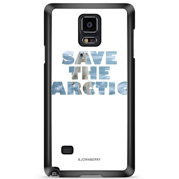 Bjornberry Skal Samsung Galaxy Note 4 - Isbjörn Save the