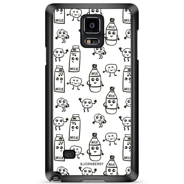 Bjornberry Skal Samsung Galaxy Note 4 - Mjölk & Kakor
