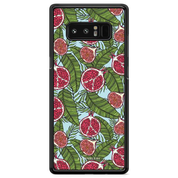 Bjornberry Skal Samsung Galaxy Note 8 - Granatäpple