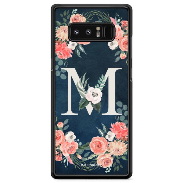Bjornberry Skal Samsung Galaxy Note 8 - Monogram M