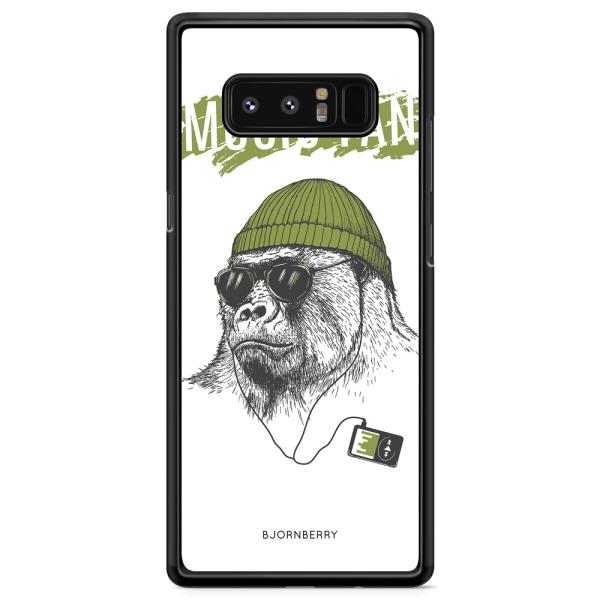 Bjornberry Skal Samsung Galaxy Note 8 - Music fan