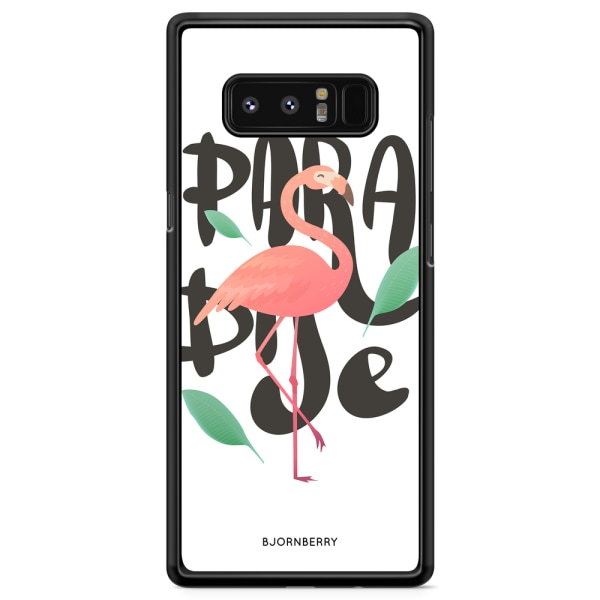 Bjornberry Skal Samsung Galaxy Note 8 - Paradise Flamingo
