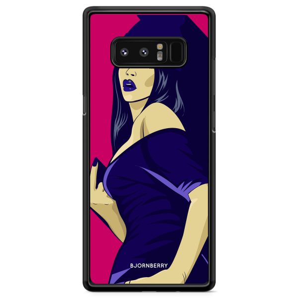 Bjornberry Skal Samsung Galaxy Note 8 - Swag Tjej