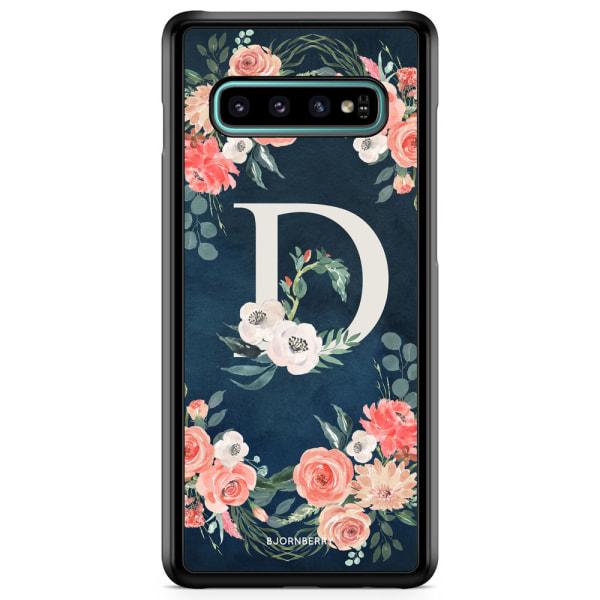 Bjornberry Skal Samsung Galaxy S10 Plus - Monogram D
