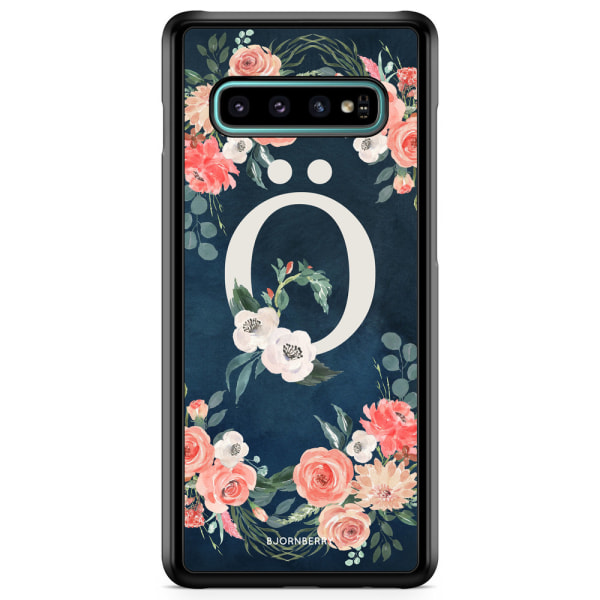 Bjornberry Skal Samsung Galaxy S10 Plus - Monogram Ö