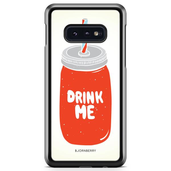 Bjornberry Skal Samsung Galaxy S10e - Drink Me