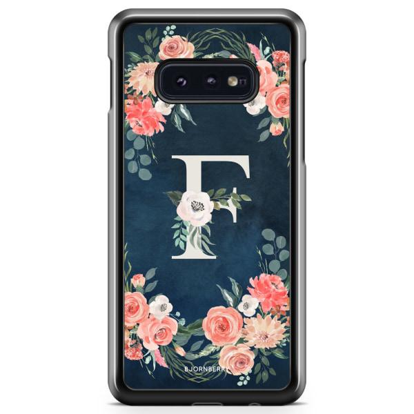 Bjornberry Skal Samsung Galaxy S10e - Monogram F