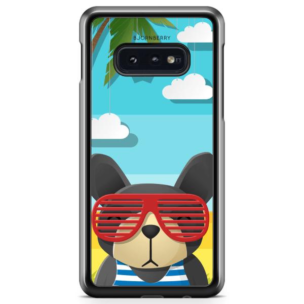 Bjornberry Skal Samsung Galaxy S10e - Sommar Hund