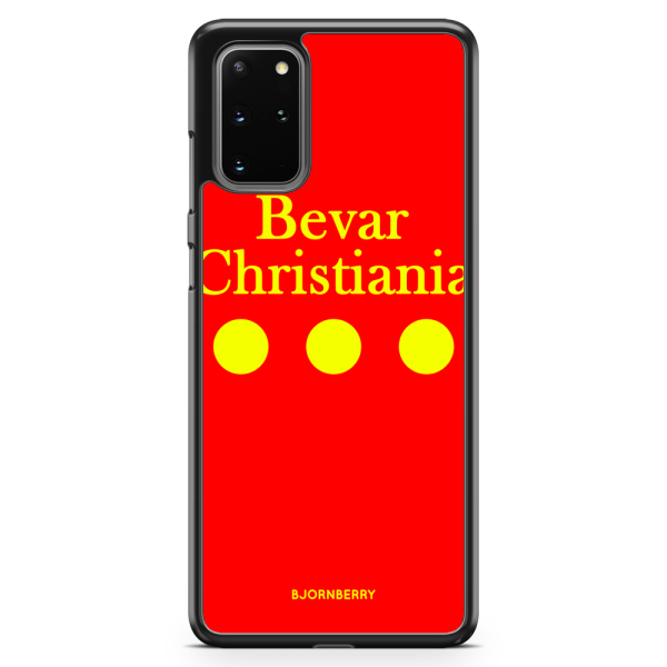 Bjornberry Skal Samsung Galaxy S20 Plus - Bevar Christiania