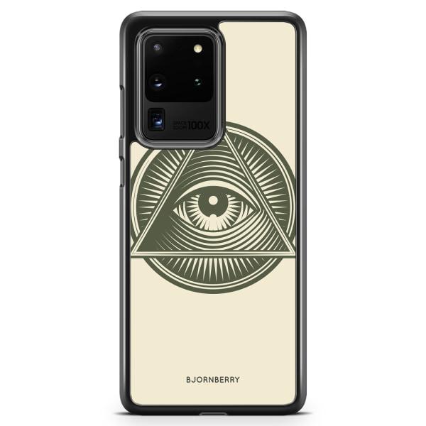 Bjornberry Skal Samsung Galaxy S20 Ultra - Det Allseende Ögat