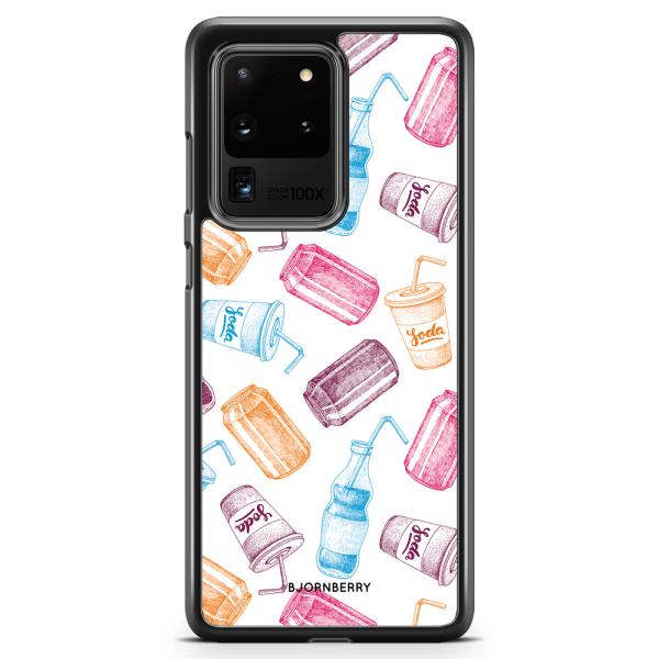 Bjornberry Skal Samsung Galaxy S20 Ultra - Läsk