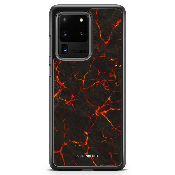 Bjornberry Skal Samsung Galaxy S20 Ultra - Lava