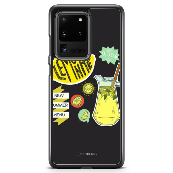 Bjornberry Skal Samsung Galaxy S20 Ultra - Lemon Summer