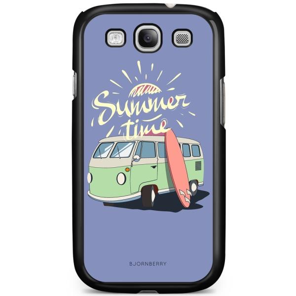 Bjornberry Skal Samsung Galaxy S3 Mini - Summer Van (Blå)