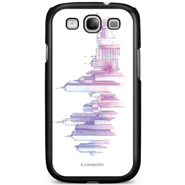 Bjornberry Skal Samsung Galaxy S3 Mini - Vattenfärg Skyline