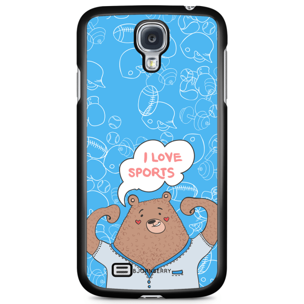Bjornberry Skal Samsung Galaxy S4 - Love Sports
