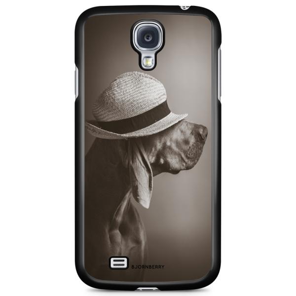 Bjornberry Skal Samsung Galaxy S4 Mini - Hund med Hatt