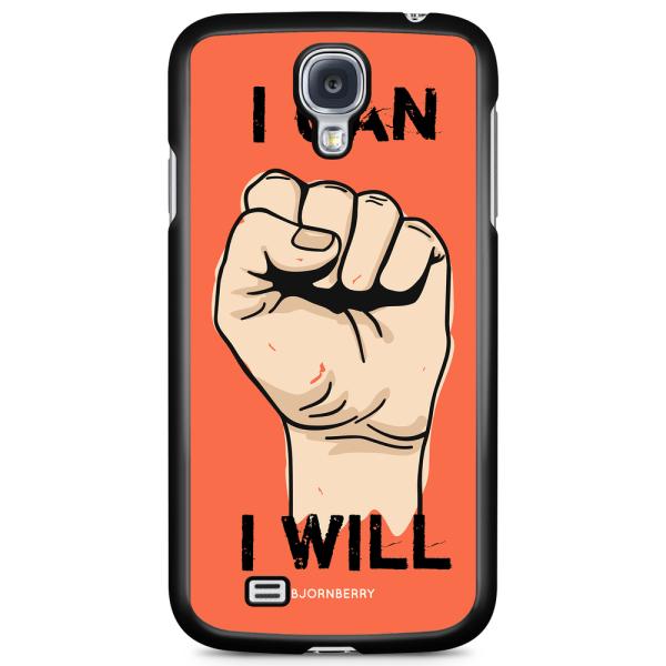 Bjornberry Skal Samsung Galaxy S4 Mini - I CAN I WILL