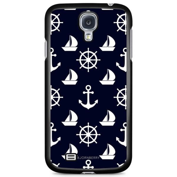 Bjornberry Skal Samsung Galaxy S4 Mini - Seglar mönster