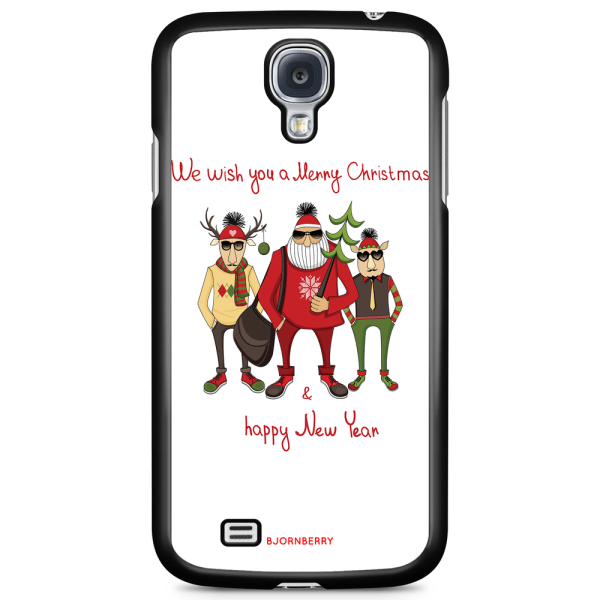 Bjornberry Skal Samsung Galaxy S4 Mini - Tre Julgubbar