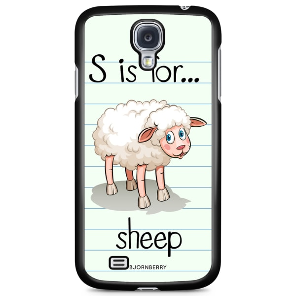 Bjornberry Skal Samsung Galaxy S4 - S is for Sheep