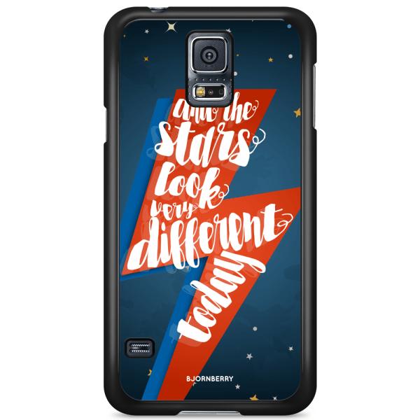 Bjornberry Skal Samsung Galaxy S5 Mini - Bowie text