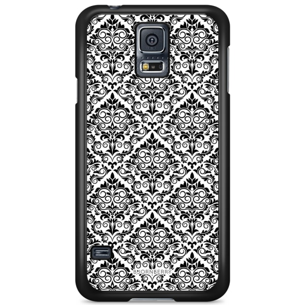 Bjornberry Skal Samsung Galaxy S5/S5 NEO - Damask