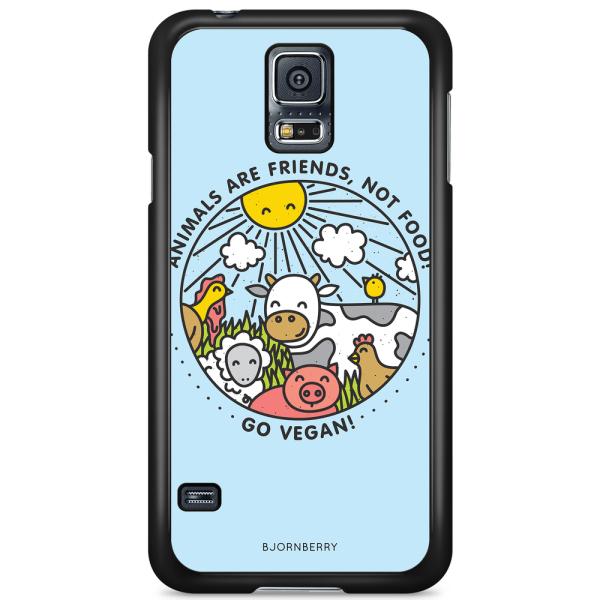 Bjornberry Skal Samsung Galaxy S5/S5 NEO - Friends, Not Food