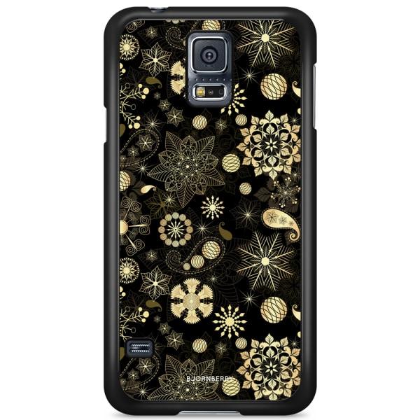 Bjornberry Skal Samsung Galaxy S5/S5 NEO - Julglitter