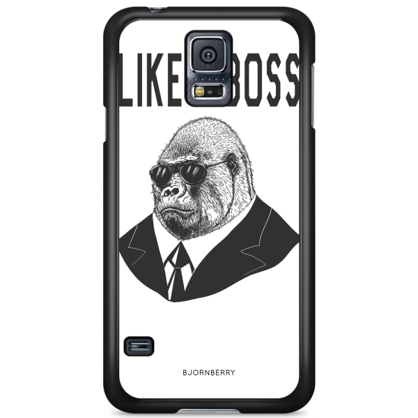 Bjornberry Skal Samsung Galaxy S5/S5 NEO - Like a boss