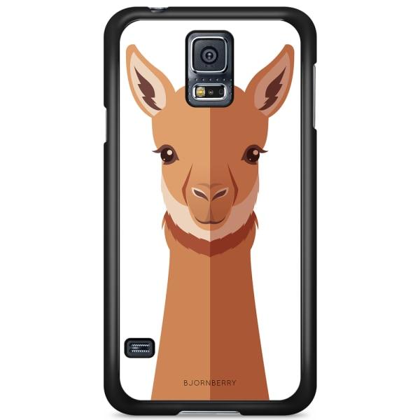 Bjornberry Skal Samsung Galaxy S5/S5 NEO - Llama