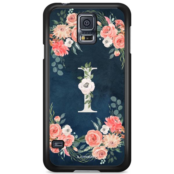 Bjornberry Skal Samsung Galaxy S5/S5 NEO - Monogram I