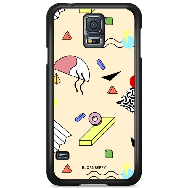 Bjornberry Skal Samsung Galaxy S5/S5 NEO - Mönster