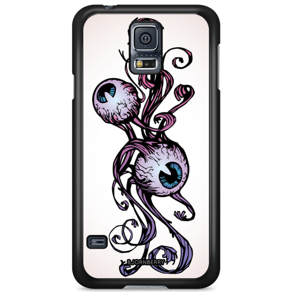 Bjornberry Skal Samsung Galaxy S5/S5 NEO - Ögon