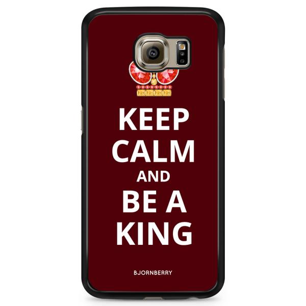 Bjornberry Skal Samsung Galaxy S6 Edge+ - Be a King