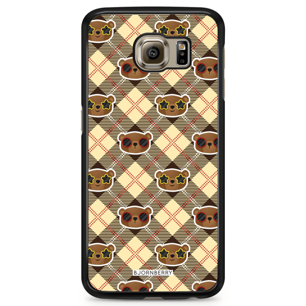 Bjornberry Skal Samsung Galaxy S6 Edge - Cool Björn