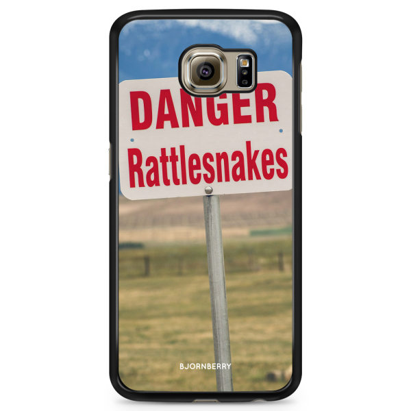 Bjornberry Skal Samsung Galaxy S6 Edge - DANGER