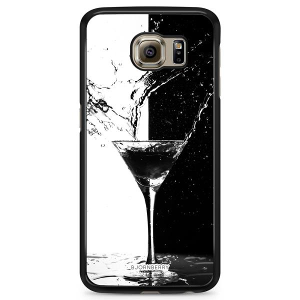 Bjornberry Skal Samsung Galaxy S6 Edge - Drink Splash