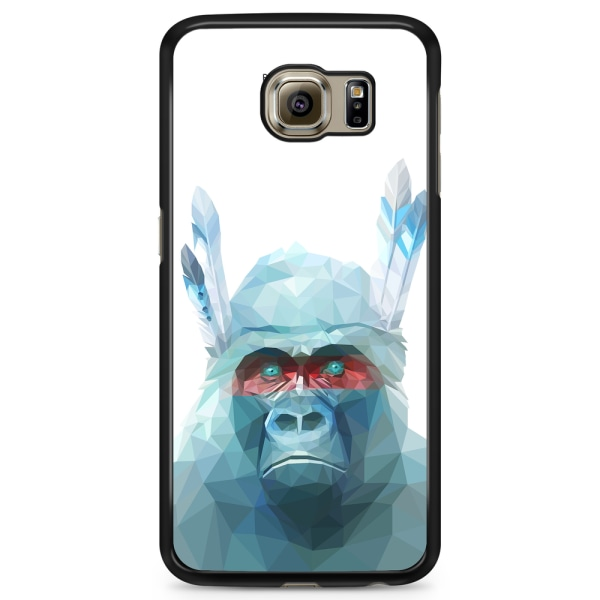 Bjornberry Skal Samsung Galaxy S6 Edge - Färgglad Gorilla