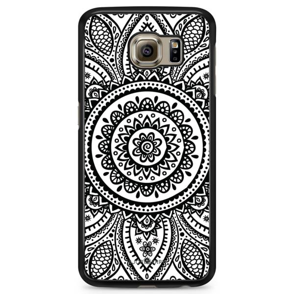 Bjornberry Skal Samsung Galaxy S6 Edge+ - Henna Mandala